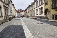 Blickrichtung Bergstraße